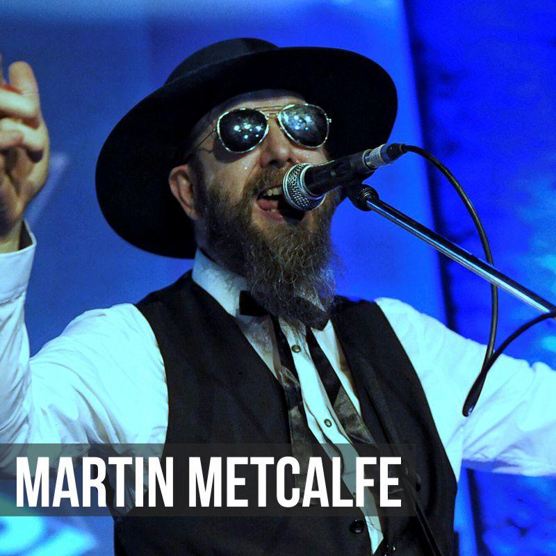 Martin Metcalfe