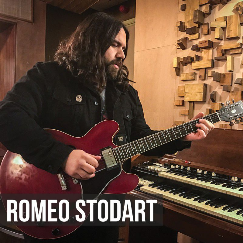 Romeo Stodart